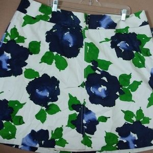 Eloquii Abstract Skirt. Size 20W. Plus size